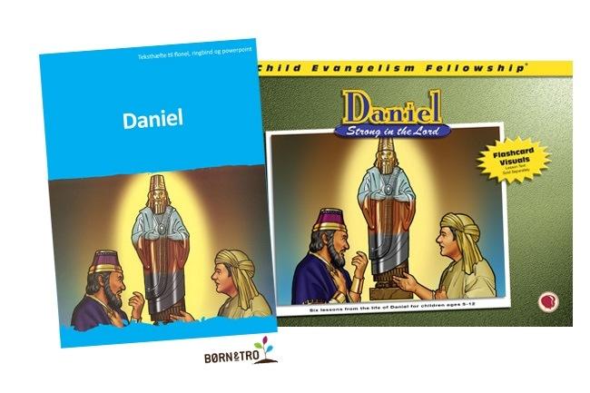 Billeder i ringbind og teksthæfte - Daniel