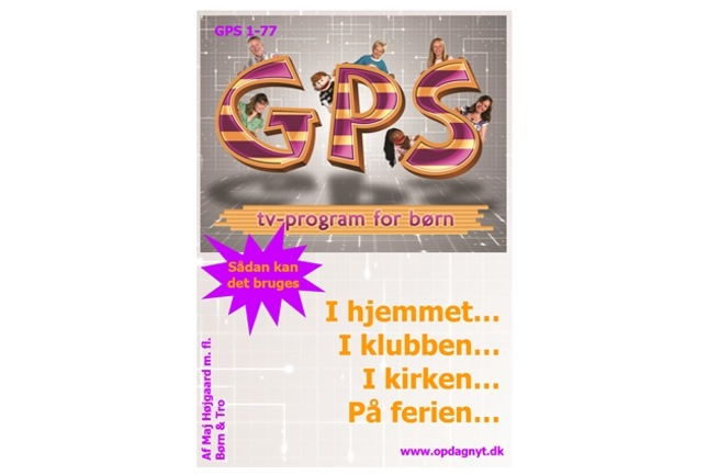 GPS-mappe