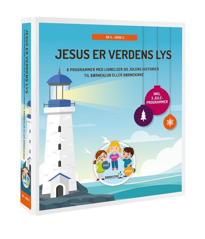 Jesus er verdens lys - År 3-2 - Mappe og digitalt