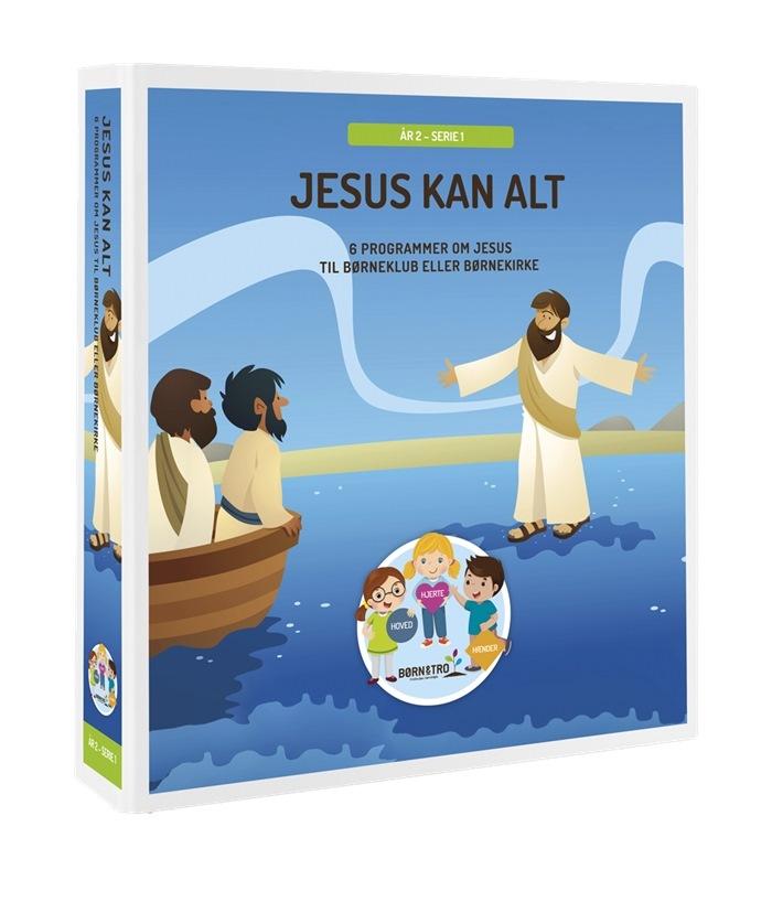 Jesus kan alt - År 2-1 - Mappe og digitalt