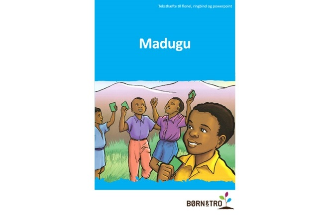 Madugu - Teksthæfte