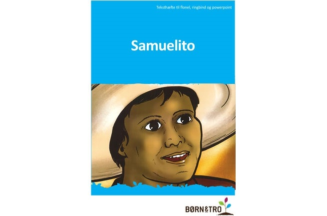 Samuelito - Teksthæfte