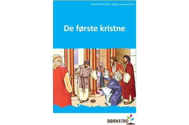 Teksthæfte - De første kristne